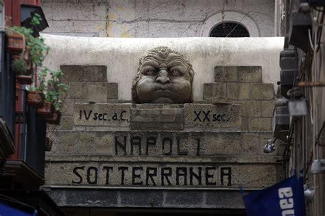 ingresso napoli sotterranea napoli sotterranea i sito istituzionale i percorso autorizzato