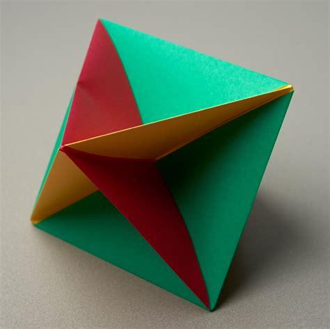 Paper Folding In Mathematics - maths of paper folding workshops millennium mathematics