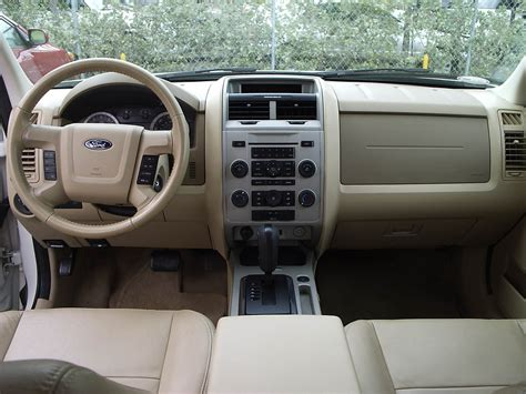 2010 Ford Interior by 2010 Ford Escape Interior Pictures Cargurus