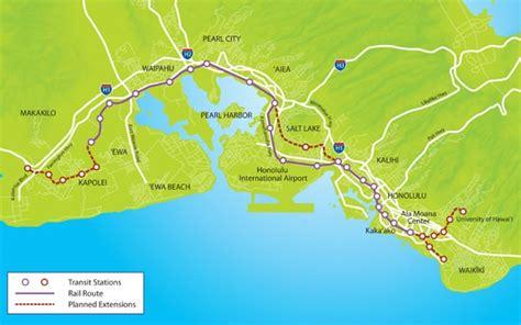 honolulu high capacity transit project urban design aecom wins design contract for honolulu rail project