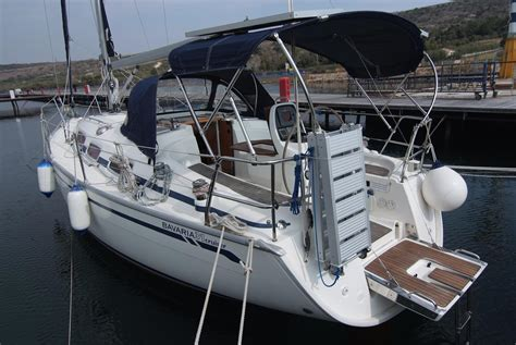 Boat Beds Bavaria 31 Cruiser Punat Krk Mala Yacht Charter Croatia
