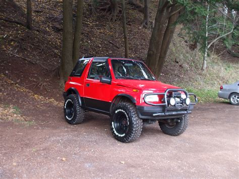chevy tracker 1995 jeepy johnny 1995 geo tracker specs photos modification
