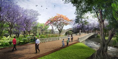 designboom jardin west 8 designs park to bring cali colombia closer to its
