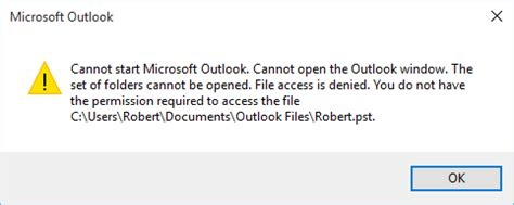 diskpart format quick access denied pst file access is denied after upgrading to windows 10