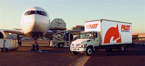 pilot freight services air cargo world