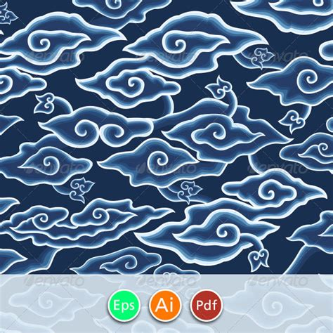 batik pattern software megamendung batik by douglast graphicriver