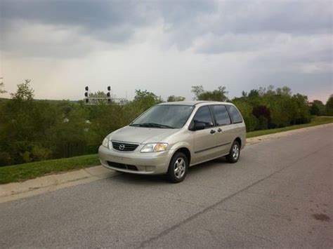 mazda state usa find used 2000 mazda mpv in lafayette indiana united states