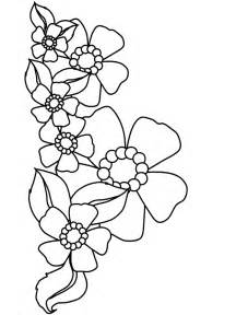 flower coloring book coloring