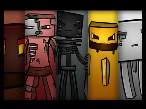 what pattern do you use for the nether reactor minecraft theory explaining nether mobs through mutation