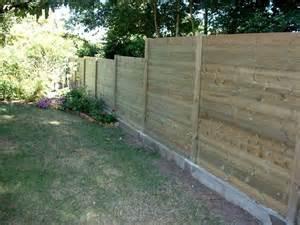 panneau pour cloture jardin cl 244 tures am 233 nagement de jardin bm cloture bm cloture jardin