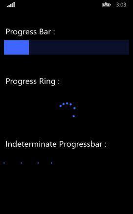 construct 2 progress bar tutorial progress bar and progress ring in windows phone 8 1
