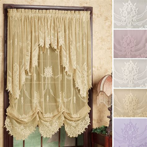 Balloon Curtains Garland Lace Balloon Shades