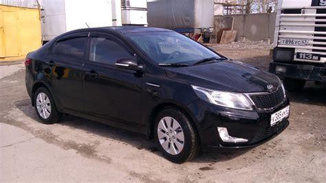 Kia Prestige Kia Prestige Black Drive2