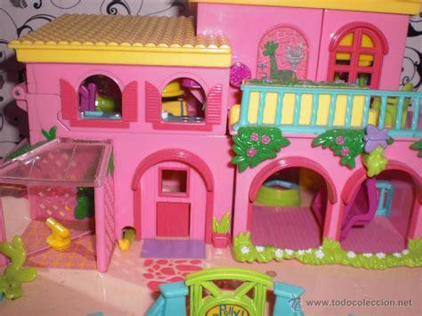 casa polly pocket mansion chalet casa polly pocket con accesori comprar