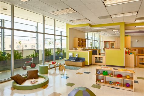 ucla childcare center josh blumer archinect