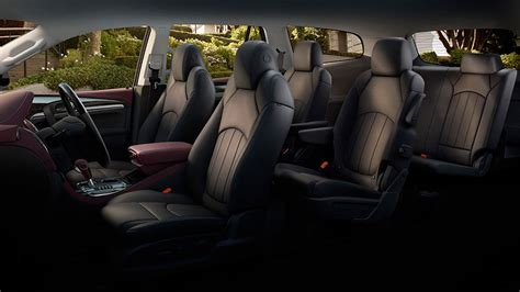 2016 buick enclave seven passenger seating the news wheel
