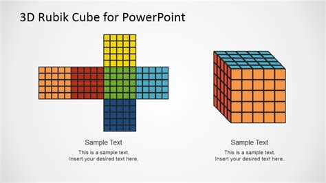 Powerpoint Cube Template Image Collections Templates Cube Powerpoint