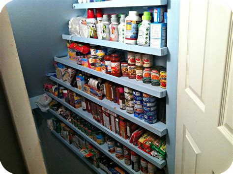 How To Build A Food Pantry by Diy Food Storage Ideas Diaries Of A Domestic Goddess