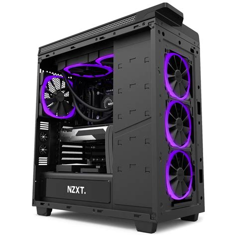 nzxt aer rgb fans nzxt aer rgb led 120mm fan rf ar120 b1 south africa
