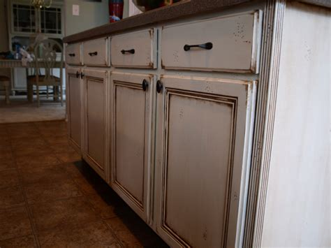 how to antique cabinets 11 inexpensive ways to rev your kitchen cabinets
