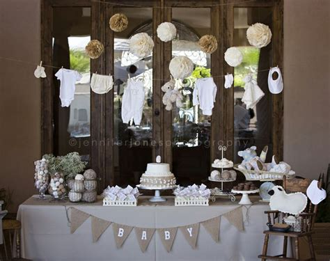 Gender Neutral Baby Shower Decoration Ideas by Gender Neutral Baby Shower Ideas Megan Handmade