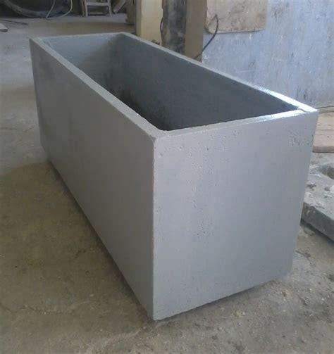 vasi cemento vasi in cemento a roma vasi in cemento