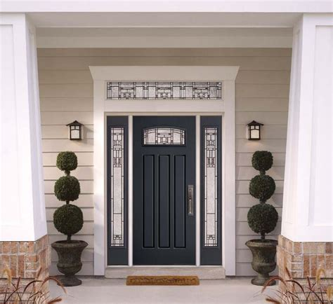 Traditional Front Doors Design Ideas Reliabilt Doors Exterior Traditional With Doors Entry Door Wrought Iron