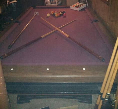 Buy And Sell For Free Ibuywesell 3 Slate Pool Table