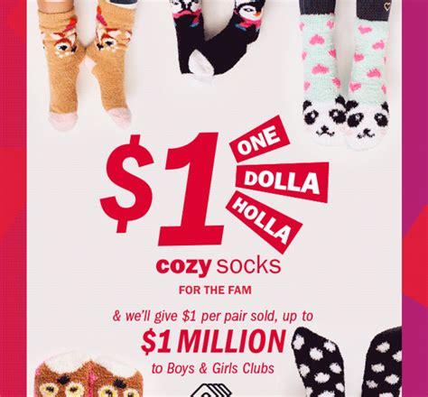 Old Navy Black Friday Giveaway - old navy black friday 1 00 cozy socks addictedtosaving com