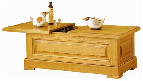Oak Chest Coffee Table Carennac Oak Coffee Table Chest