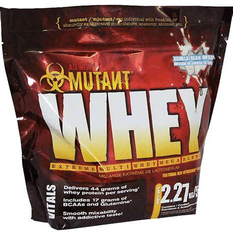 Mutant Protein Whey prote筧ni pvl mutant whey 2 27kg