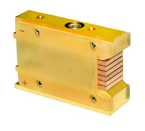 what is a diode stack qcw 808 nm micro channel water cooled vertical stack diode laser vs 808 q laserand inc