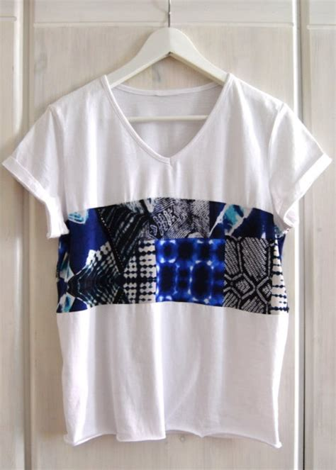 upcycling shirts inspired upcycling t shirt by diy mode
