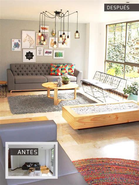 decoracion hogar en medellin antes y despu 233 s de una casa ecl 233 ctica en medell 237 n antes