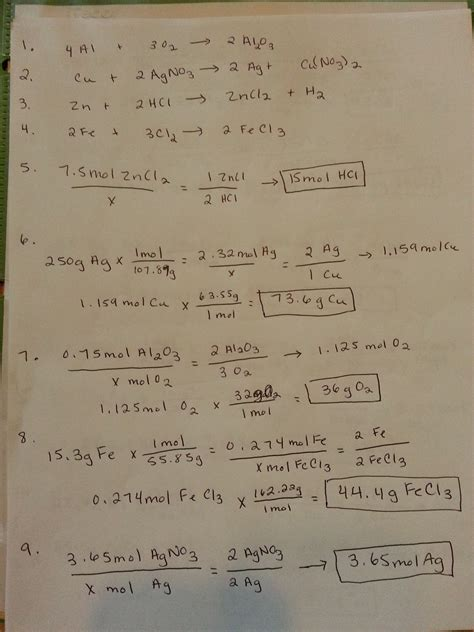 Periodic Table Test Answer Key Chemistry 2014 2015