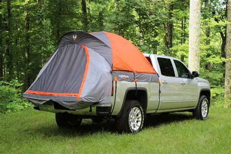 short bed truck tent rightline gear 110765 mid size short bed truck tent 5