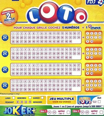 Grille Loto Foot Imprimer by The Lottery My Take On Getting Taken Update