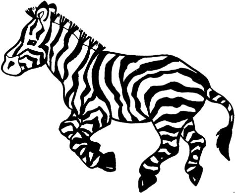 aardvark to zebra animals of africa coloring book books zebra springt ausmalbild malvorlage tiere