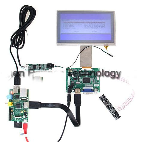 Geisler Touchscreen Monitor Lcd 9 inch tft lcd monitor touch screen driver board hdmi