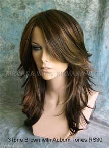 pictures of back of choppy layered hair 25 best ideas about long choppy layers on pinterest