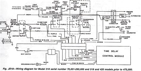 John Deere Wiring Diagram Download Volovets Info