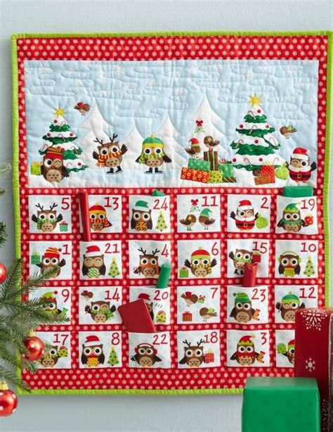 fabric advent calendars to make 1000 ideas about fabric panels on quilted