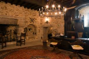 hearth decorations medieval castle throne room inside medieval castles interior interior