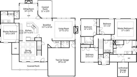our new house construction plans our new mallard bay plan hardison building