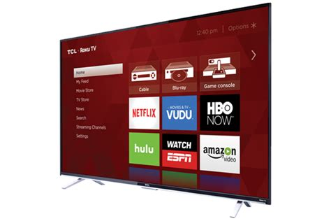 Monitor Tcl monitor tcl 55us5800 led 55 quot 4k uhd roku smart tv notuner