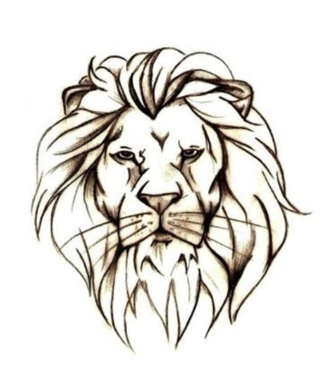 easy lion tattoo designs lion tattoo ideas ink pinterest lions tattoo and