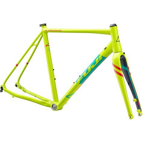 frame fuji wiggle fuji cross 1 1 frameset 2017 cyclocross