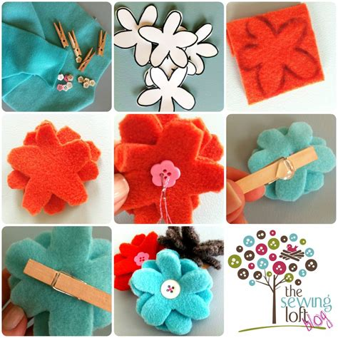 tutorial origami bunga how to flower the sewing loft