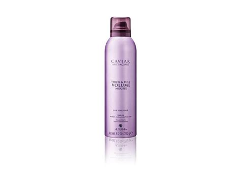 Product Review Kiehls Thick Volumizer Hav by Alterna Caviar Volume Thick And Volumizing Mousse 8