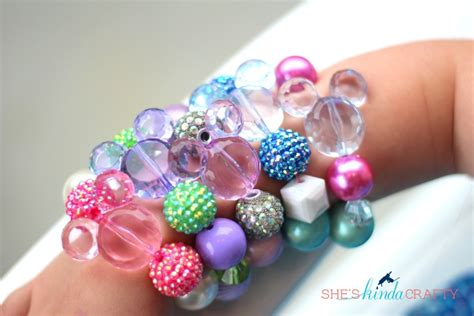 Princess Armcandy diy disney princess inspired bracelets shes kinda crafty